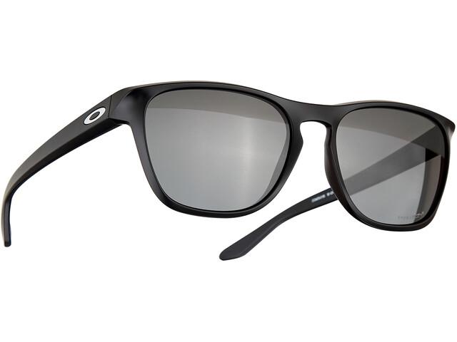Oakley Manorburn Sunglasses Men, matte black/prizm grey